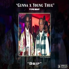 "Gunna x Young Thug Type Beat - ""Drip""   Free Type Beat 2020 Instrumental"