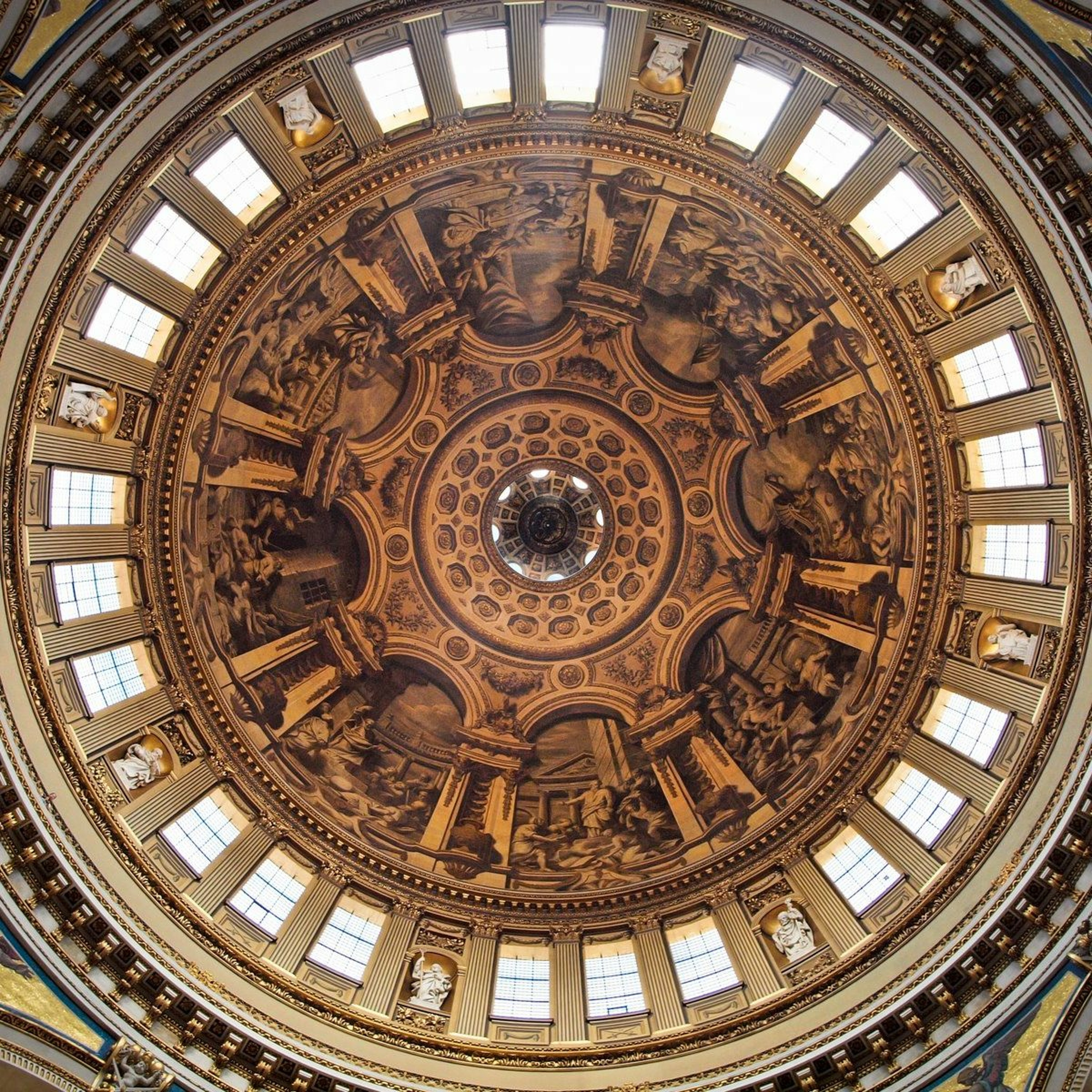Stories from St Pauls: The Art of St Paul's