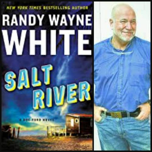Florida Legend Randy Wayne White Visits Authors On The Air