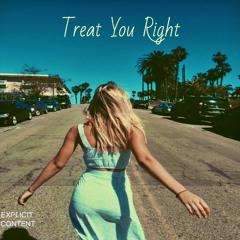 MEL 7, Clu - Treat You Right (prod. Momo Ward)