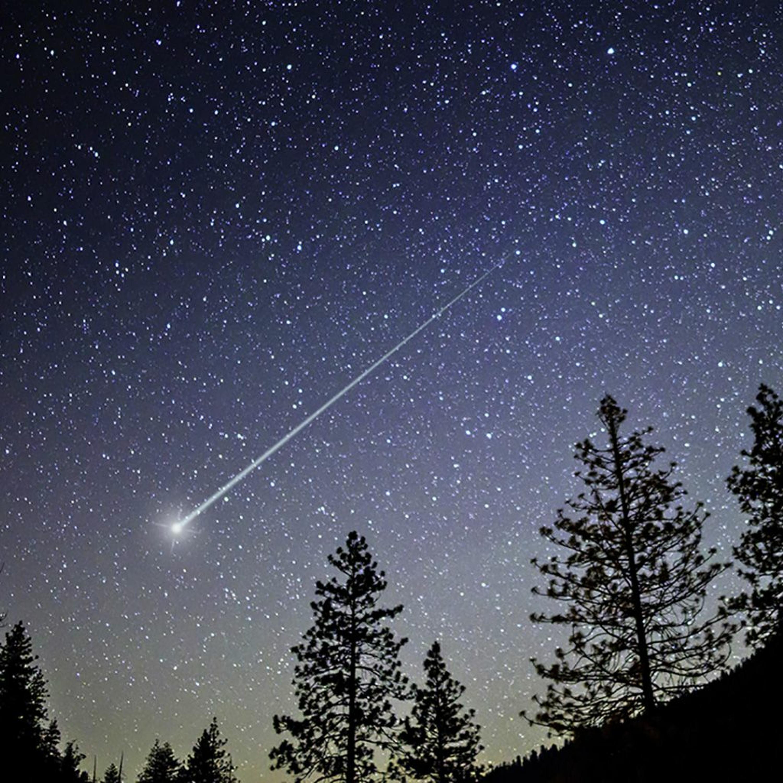 5/3/21 - Meteors from Halley's Comet