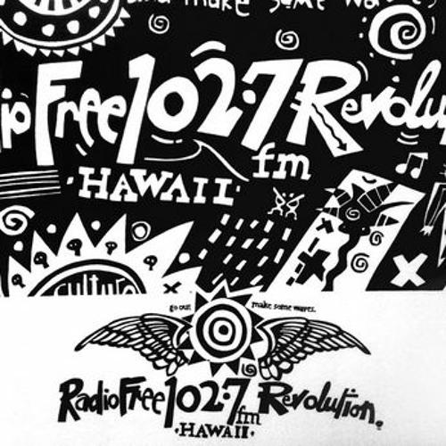 Dr. Mike on Radio Free Hawaii Sept. 10, 1991