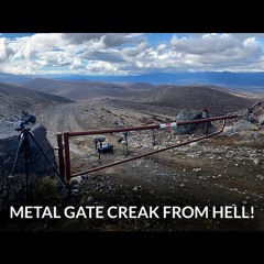 FX009 METAL GATE CREAK FROM HELL Preview