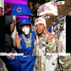 "[FREE] Lil Durk x Lil Baby x Stunna 4 Vegas Type Beat ""Hereos/Villians"" (Prod. CKthaProducer)"