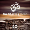 OM (Aum) Chanting at 432Hz (Meditation On the 7 Chakras & Muladhara)