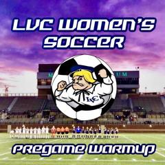 LVC Women's Soccer Warmup