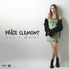 Paige Clemons - ALL I WANT (Olivia Rodrigo Cover)