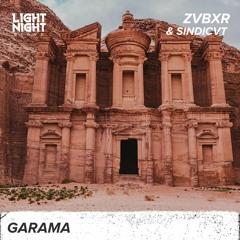ZVBXR X SINDICVT - GARAMA