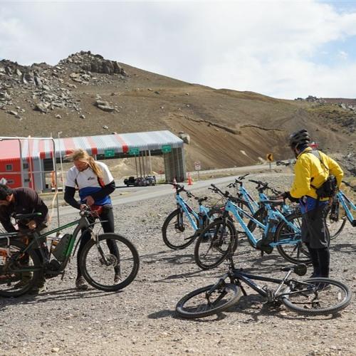 Şen Gençler - Bisikletli Turizm - Gürol Caydaş