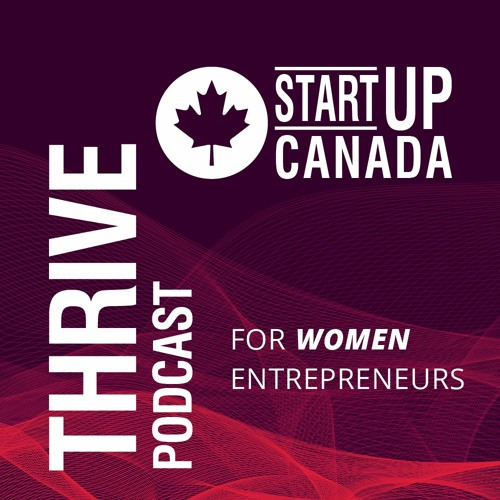 THRIVE Podcast E77 - Impact-First Entrepreneurship with Jen Couldrey