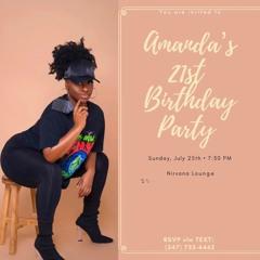 Amanda's 21st Birthday Bash (Feat. DJ Ty And Selector X)