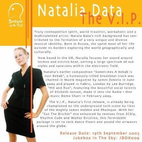 Natalia Data - The Vip Original