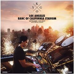 Kygo - Undeniable ft. X Ambassadors (The Banc of California Live) (Live Stream Rip)