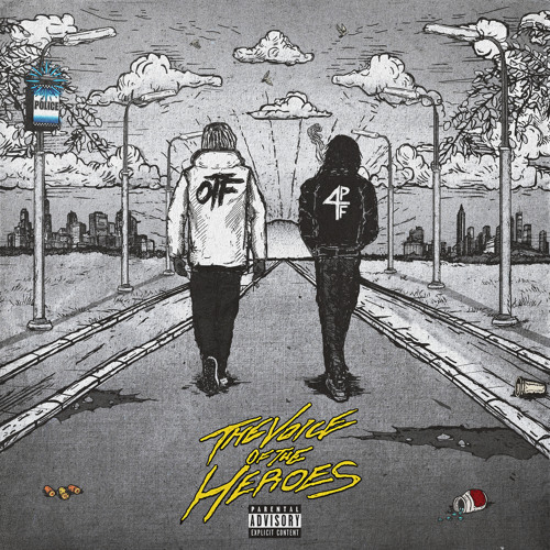 Lil Baby, Lil Durk - Voice of the Heroes