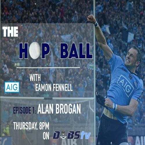 The Hop Ball Episode 1- Alan Brogan