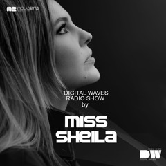 DIGITAL WAVES RADIO SHOW #322 01/04/21