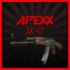 AK-47 (Original Mix) Portada del disco