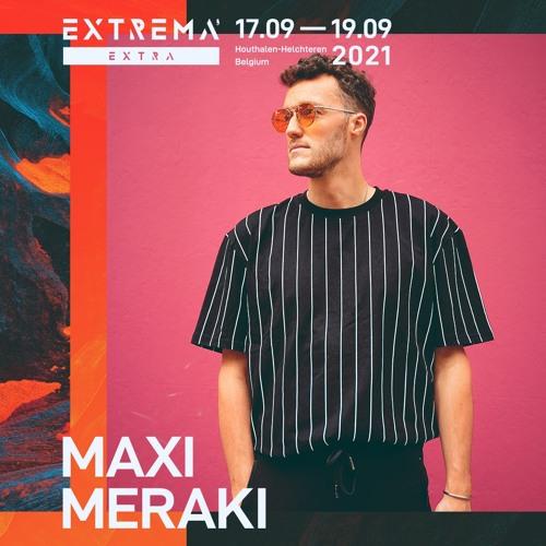 MAXI MERAKI for Extrema Outdoor Festival Belgium 2021 Saturday 18 x Aperol