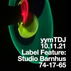 Week Of October 11.21 - Label Feature - Studio Barnhus