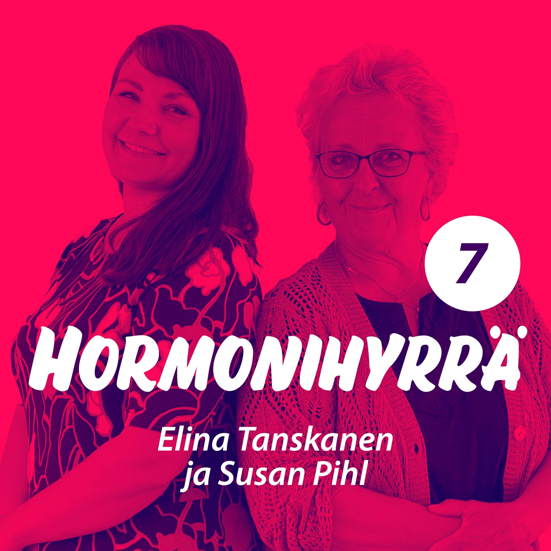 #7 Susan Pihl & Elina Tanskanen: Taito nukkua