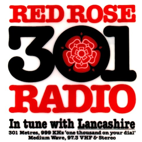Red Rose Radio Closedown Audio from 1983