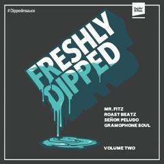 CiF 18 Various - Freshly Dipped Volume Two 💣(Mini Mix)💣