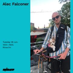 Alec Falconer - 08 June 2021