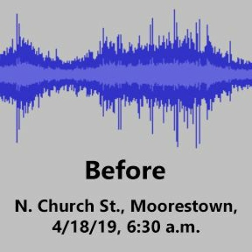 Sound of N. Church: Before