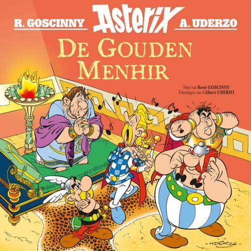 De Gouden Menhir - een avontuur van Asterix de Galliër