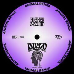 Diplo & SidePiece - On My MInd (Animal Remix)