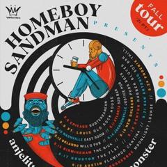 Homeboy Sandman - Always Rhyme (Audio Tour Flyer)