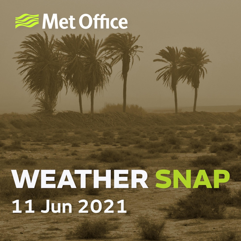 Weather Snap 11 Jun 2021