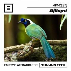 EPR Guest Mix - AjiByrd