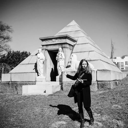 016 - Cemeteries and Symbols with Allison C. Meier
