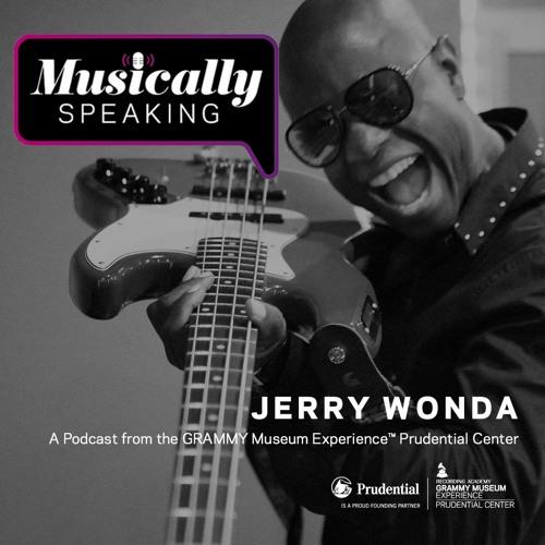 Jerry Wonda - Musically Speaking