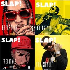 SLAP! 808 FREE BEAT DL 👽 I.G #ShhPressPlay Challenge 👽 Alien Talent Wanted