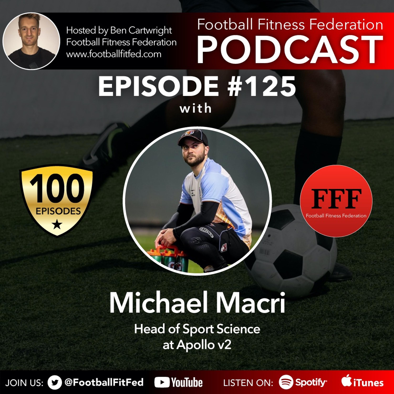 "#125 ""Making An Impact"" With Michael Macri"
