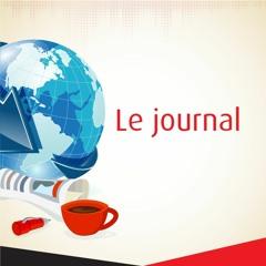 Le journal de 08H00 du samedi 02 octobre 2021