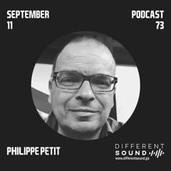 DifferentSound invites Philippe Petit / Podcast #073