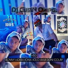 DJ GusIN Ompg - Funkot Hoka Hoka Request For RONNY HBD Vol. 2