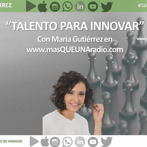 TALENTO PARA INNOVAR #16. Con María Gutierrez. Con Sanyu Karani, cofundador de FundingBox