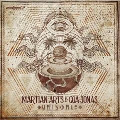 Goa Jonas & Martian Arts - Unisonic