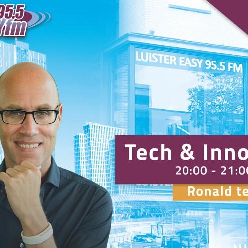 EASY FM Tech & Innovatie met Ronald ter Voert - Uitzending 9 November 2020