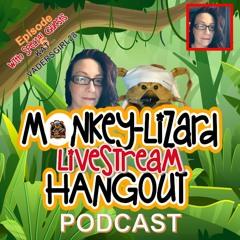 MoNKeY-LiZaRD HANGOUT LIVESTREAM Episode 5 With Kat - VADERSGIRL28