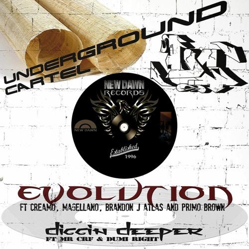 Evolution b/w Diggin Deeper