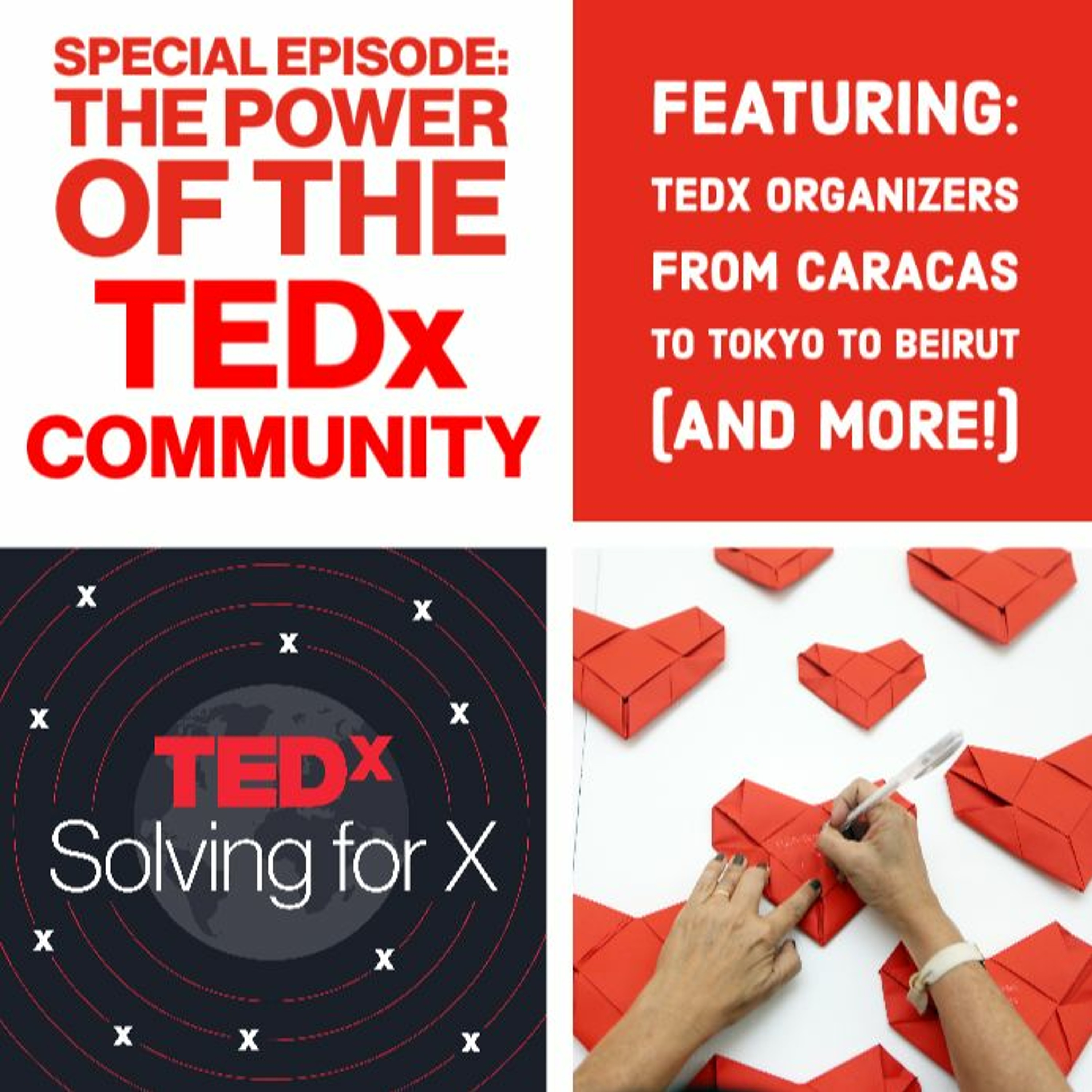 The power of the TEDx community — TEDx organizers