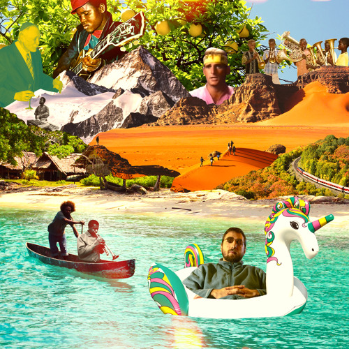 ⁝ psychedelic sunshine rock from around the world by sam maryu