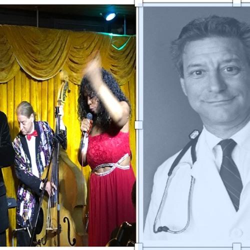 Jazzman Dan:  My Gig as a Nurse in a COVID Ward