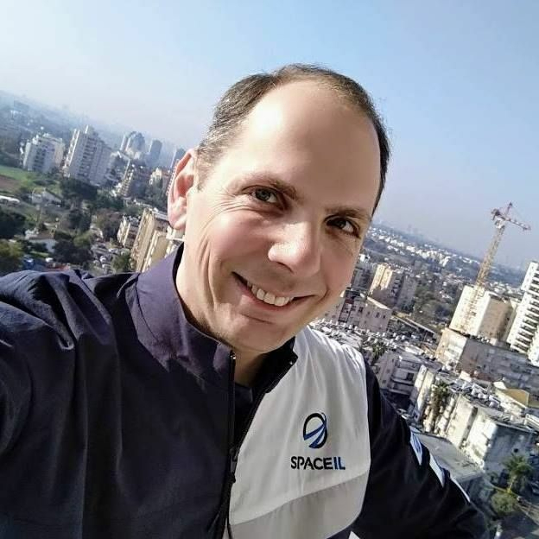 המרוץ לחלל, אורח: יואב לנדסמן