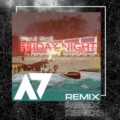 Paul Soll feat Dana O - Friday Night (Alin Dimitriu Remix) Image